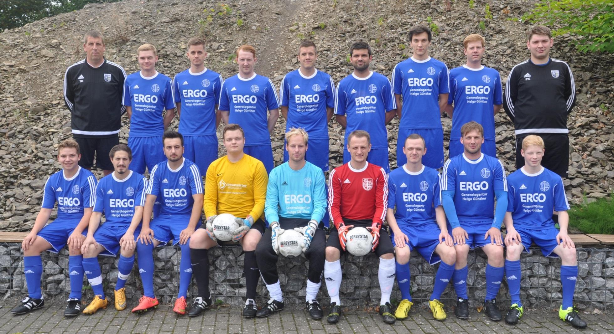 SG Balve/Garbeck 1. Mannschaft Saison 2016/2017