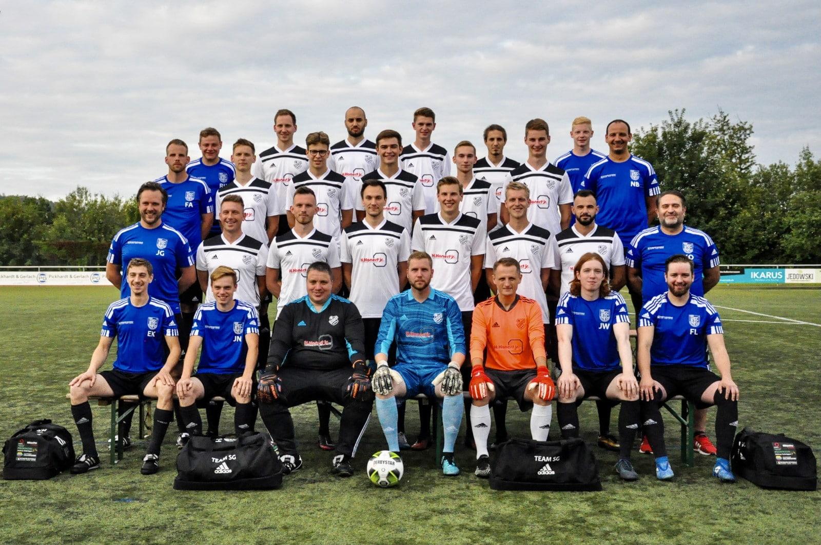 SG Balve/Garbeck 1. Mannschaft Saison 2021/2022
